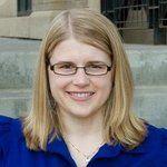 Amanda Schultz Patrick, board president