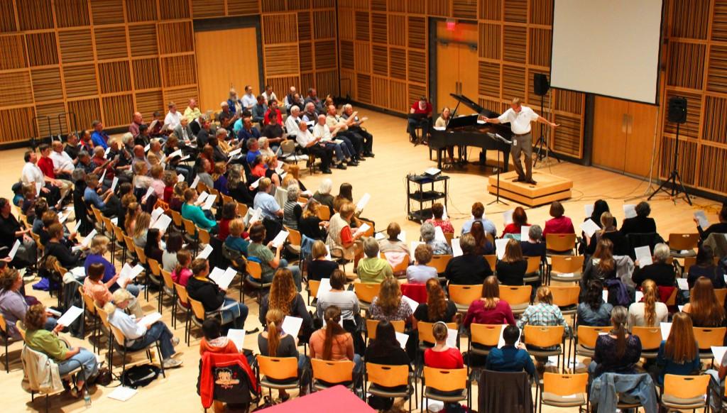 Rehearsal, Chorus America articles