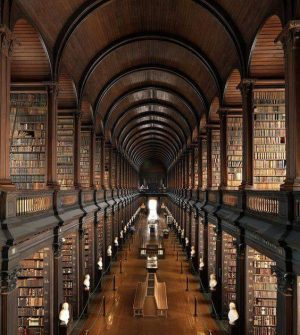 Trinity College Library, Dublin - Program Archives